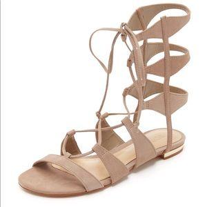 NWOT Schultz Erlina Gladiator Sandals - Size 8